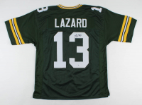 Allen Lazard Signed Jersey (Beckett COA) at PristineAuction.com