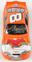Dale Earnhardt Jr. Signed 2002 NASCAR #8 Looney Tunes Rematch - 1:24 Premium Action Diecast Car (Dale Jr. Hologram & COA) at PristineAuction.com