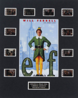 """Elf"" LE 8x10 Custom Matted Original Film / Movie Cell Display at PristineAuction.com"