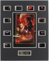"""Star Wars: Episode III - Revenge of the Sith"" LE 8x10 Custom Matted Original Film / Movie Cell Display at PristineAuction.com"