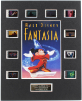 """Fantasia"" LE 8x10 Custom Matted Original Film / Movie Cell Display at PristineAuction.com"