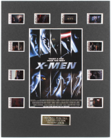 """X-Men"" LE 8x10 Custom Matted Original Film / Movie Cell Display at PristineAuction.com"