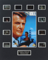 "James Bond ""A View To A Kill"" LE 8x10 Custom Matted Original Film / Movie Cell Display at PristineAuction.com"