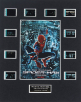 """""""The Amazing Spider-Man"""" LE 8x10 Custom Matted Original Film / Movie Cell Display at PristineAuction.com"""