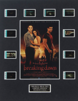 """The Twilight Saga: Breaking Dawn Part 1"" LE 8x10 Custom Matted Original Film / Movie Cell Display at PristineAuction.com"