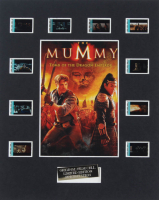 """The Mummy: Tomb of the Dragon Emperor"" LE 8x10 Custom Matted Original Film / Movie Cell Display at PristineAuction.com"