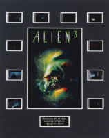 """Alien 3"" LE 8x10 Custom Matted Original Film / Movie Cell Display at PristineAuction.com"