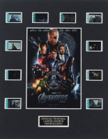 """Avengers"" LE 8x10 Custom Matted Original Film / Movie Cell Display at PristineAuction.com"
