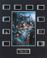 """The Hobbit: An Unexpected Journey"" LE 8x10 Custom Matted Original Film / Movie Cell Display at PristineAuction.com"
