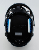 "Robert O'Neill Signed Custom ""Osama Bin Laden"" Full-Size Matte Black Helmet Inscribed ""Never Quit!"" (PSA COA) at PristineAuction.com"
