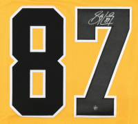Sidney Crosby Signed Penguins Captain Jersey (FSM COA) at PristineAuction.com