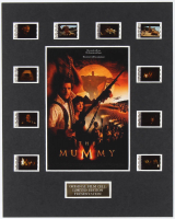 """""""The Mummy"""" LE 8x10 Custom Matted Original Film / Movie Cell Display at PristineAuction.com"""