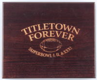 Titletown Forever Superbowl I, II, & XXXI LE Silver Dollar Collection of (15) Coins at PristineAuction.com