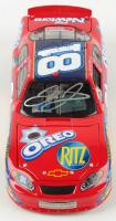 Dale Earnhardt Jr. Signed 2005 NASCAR #81 Oreo / Ritz - 1:24 Premium Action Diecast Car (Dale Jr. Hologram & COA) at PristineAuction.com