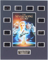 """The NeverEnding Story"" LE 8x10 Custom Matted Original Film / Movie Cell Display at PristineAuction.com"