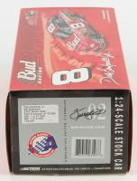 Dale Earnhardt Jr. Signed 2002 NASCAR #8 Budweiser - 1:24 Premium Action Diecast Car (Dale Jr. Hologram & COA) at PristineAuction.com