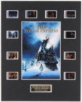 """The Polar Express"" LE 8x10 Custom Matted Original Film / Movie Cell Display at PristineAuction.com"