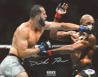 Dominick Reyes Signed UFC 8x10 Photo (PSA COA) at PristineAuction.com