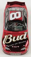 Dale Earnhardt Jr. Signed 2002 NASCAR #8 Budweiser - 1:24 Premium Action Diecast Car Bank (Dale Jr. Hologram & COA) at PristineAuction.com