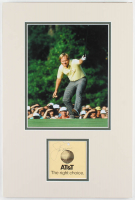 Jack Nicklaus Signed 12x18 Custom Matted Ground Pass Display (Beckett LOA) at PristineAuction.com