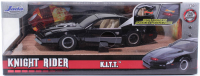 "David Hasselhoff Signed ""Knight Rider"" KITT 1982 Pontiac Firebird Trans AM 1:24 Diecast Car (Beckett COA) at PristineAuction.com"