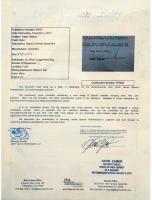 Tupac Shakur Signed 21.5x26 Custom Framed 1993 Contract (JSA LOA) at PristineAuction.com