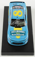 Dale Earnhardt Jr. Signed 2019 NASCAR #8 Hellmann's - Darlington - 1:24 Premium Action Diecast Car (Dale Jr. Hologram & COA) at PristineAuction.com
