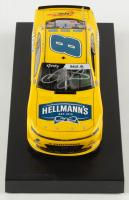 Dale Earnhardt Jr. Signed 2020 NASCAR #8 Hellmann's - 1:24 Premium Action Diecast Car (Dale Jr. Hologram & COA) at PristineAuction.com