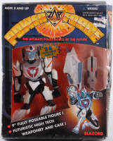 "Blazord ""Power Force"" Action Figure at PristineAuction.com"