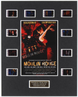 """""""Moulin Rouge"""" LE 8x10 Custom Matted Original Film / Movie Cell Display at PristineAuction.com"""