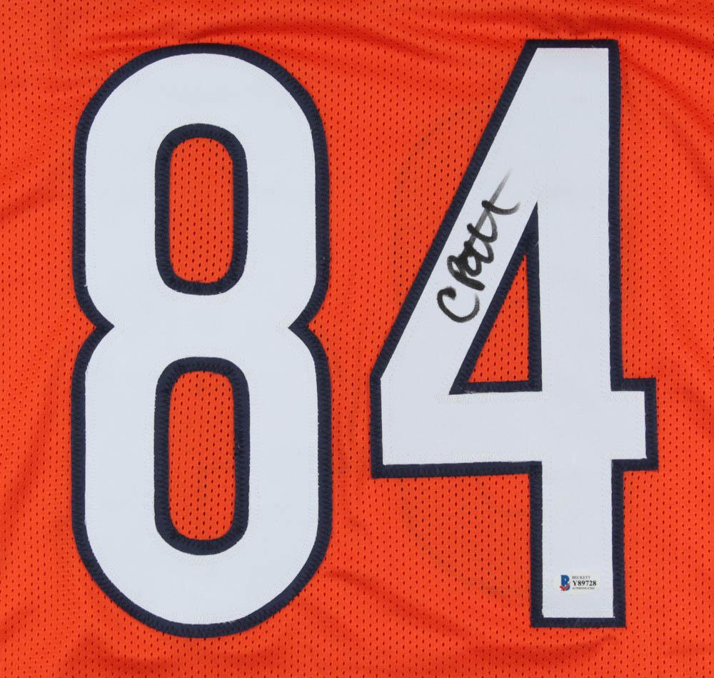 Cordarrelle Patterson Signed Jersey (Beckett COA)   Pristine Auction