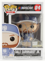 "Dale Earnhardt Jr. Signed NASCAR - ""Nationwide Insurance"" #04 Funko Pop! Vinyl Figure (Dale Jr. Hologram & COA) (See Description) at PristineAuction.com"
