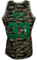 Larry Bird Signed Celtics Jersey (Beckett COA & Bird Hologram) at PristineAuction.com