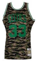 Larry Bird Signed Celtics Jersey (Beckett COA & Bird Hologram) at PristineAuction.com