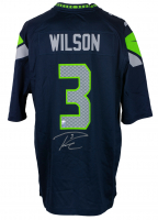 Russell Wilson Signed Seahawks Jersey (Wilson Hologram) at PristineAuction.com