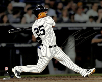 Gleyber Torres Signed Yankees 8x10 Photo (Steiner COA) at PristineAuction.com