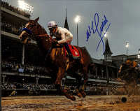 Mike Smith Signed 8x10 Photo (Steiner COA) at PristineAuction.com