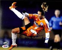 Brandi Chastain Signed Team USA 8x10 Photo (PSA COA) at PristineAuction.com