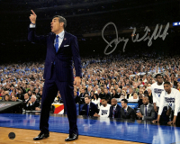 Jay Wright Signed Villanova Wildcats 8x10 Photo (Steiner COA) at PristineAuction.com