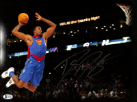 Dwight Howard Signed Magic 11x14 Photo (Beckett COA) at PristineAuction.com