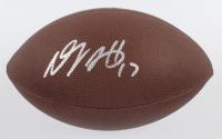 Davante Adams Signed NFL Football (JSA COA) at PristineAuction.com