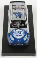Kevin Harvick Signed 2020 NASCAR #4 Busch Light #Pit4Busch - 1:24 Premium Action Diecast Car (PA COA) at PristineAuction.com