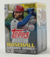 2020 Topps Update Baseball Blaster Box with (7) Packs at PristineAuction.com