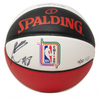 Rui Hachimura Signed LE 2020 All-Star Money Ball Basketball (Panini COA) at PristineAuction.com