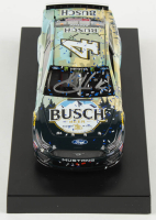 Kevin Harvick Signed 2019 NASCAR #4 Busch Beer / National Forest Foundation - New Hampshire Win - Raced Version - 1:24 Premium Action Diecast Car (PA COA) at PristineAuction.com