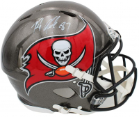Rob Gronkowski Signed Buccaneers Full-Size Authentic On-Field Speed Helmet (Radtke COA) at PristineAuction.com