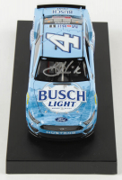 Kevin Harvick Signed 2020 NASCAR #4 Buschhhhh Light - 1:24 Premium Action Diecast Car (PA COA) at PristineAuction.com
