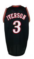 Allen Iverson Signed Jersey (PSA COA) at PristineAuction.com