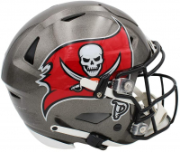Rob Gronkowski Signed Buccaneers Full-Size Authentic On-Field SpeedFlex Helmet (Radtke COA) at PristineAuction.com