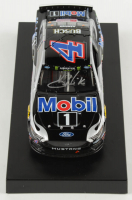 Kevin Harvick Signed 2019 NASCAR #4 Mobil 1 - Michigan Win - Raced Version - 1:24 Premium Action Diecast Car (PA COA) at PristineAuction.com